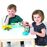 Skip Hop Детский термос кружка для еды Сова Zoo insulated food Jar Owl, фото 5