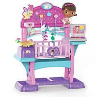 Just Play Doc Mcstuffins игровой набор уход за куклами доктор плюшева Baby All in One Nursery Toy