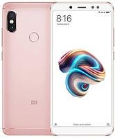 "Смартфон Xiaomi Redmi Note 5 Rose Gold розовое золото CN (2SIM) 5.99"" 3/32GB 13/12+5МП 3G 4G Гарантия!"