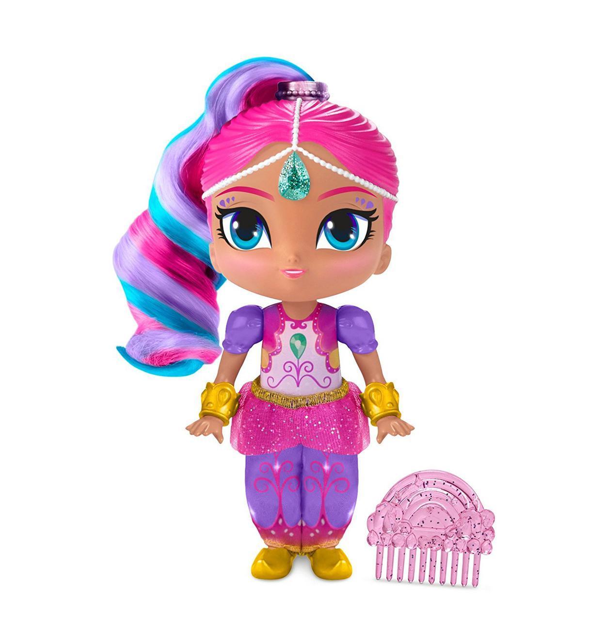 Fisher-Price Шиммер и Шайн кукла Шиммер радужная FNH25 Shimmer Shine Rainbow Zahramay Shimmer Doll