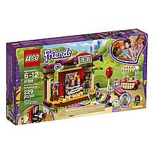 LEGO Freinds Выступление в парке Андреа Andrea's Park Performance 41334 Building Kit