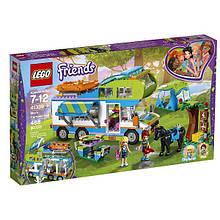 LEGO Freinds Конструктор Дом на колесах Мии Mia's Camper Van 41339 Building Kit