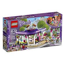 LEGO Freinds Арт-кафе Емми emma's Art Cafe 41336 Building Kit