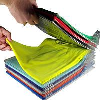 Набір органайзерів для зберігання одягу EZSTAX NG-EZS