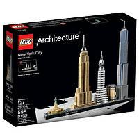 LEGO Architecture Конструктор Нью-Йорк New York City 21028, Skyline Collection
