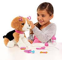 Barbie Ветеринарная сумка и интерактивная собачка Just Play 61383 Vet Bag Plush