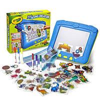 Crayola Оживи изображения Крайола Magic Scene Creator Drawing Kit for Kids