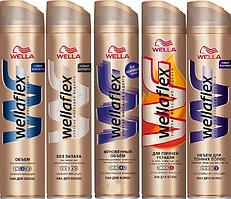 Лак для волосся Wellaflex (250мл.)