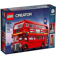 Lego Creator Лондонский автобус Expert London Bus 10258 Building Kit