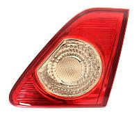 Фонарь задний правый Toyota Corolla X (E140) (EURO) (дорестайл) 2006 - 2010 внутренний, (Depo, 212-1329R-LD-UE) OE 8158002220 - шт.