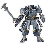 Transformers Трансформеры 5 Последний Рыцарь Мегатрон C2355 The Last Knight Premier Edition Voyager Class, фото 2