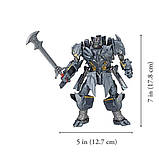 Transformers Трансформеры 5 Последний Рыцарь Мегатрон C2355 The Last Knight Premier Edition Voyager Class, фото 4