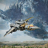 Transformers Трансформеры 5 Последний Рыцарь Мегатрон C2355 The Last Knight Premier Edition Voyager Class, фото 7