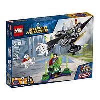 Lego Super Heroes Супермен и Крипто объединяют усилия 76096  Superman & Krypto Team-up