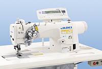 Juki LH-3588AGF Двухигольная промислова швейна машина з збільшеними човниками і відключенням голок