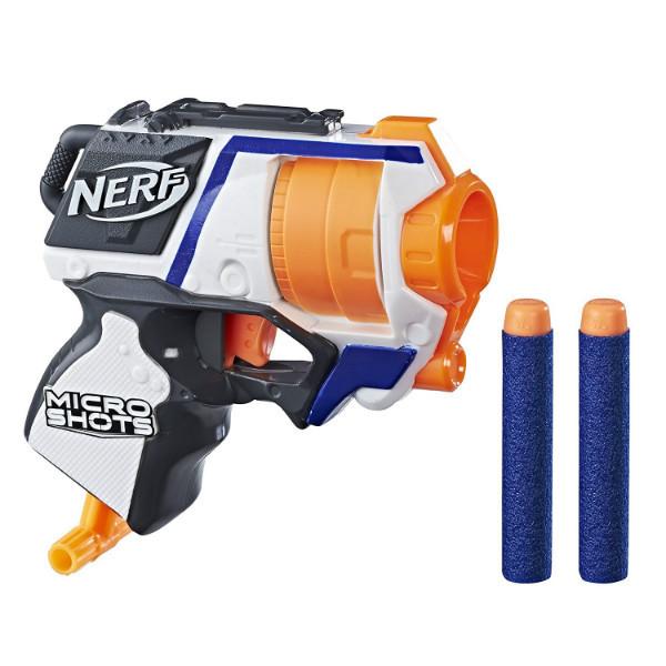 Nerf Бластер микрошот н-страйк элит Стронгарм MicroShots N-Strike Elite Strongarm