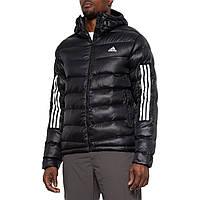Куртка adidas outdoor Itavic 3-Stripe - Insulated Black  - Оригинал