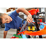 Hot Wheels Трек измени цвет водонапорная башня взрыв цветов Ultimate Gator Car Wash Play Set with Color, фото 2