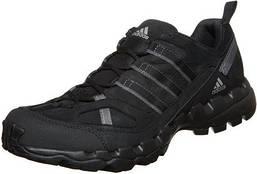 Мужские кроссовки Adidas AX 1 LEA (черные), фото 3