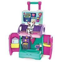 Disney Doc McStuffins доктор плюшева мобильная клиника чемодан доктора 92446 Baby All in One Nursery Pet Rescue Mobile