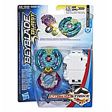 Beyblade Бейблейд c пусковым устройством Кхалзар Калзар Халзар Khalzar K3 Burst Evolution Switchstrike Hasbro, фото 3