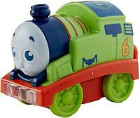 Fisher-Price музыкальный поезд Перси My First Thomas Friends Railway Pals Percy Train Set
