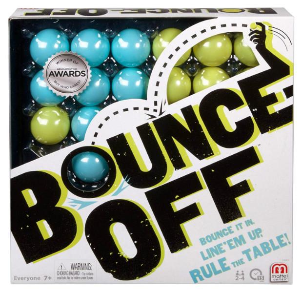 Mattel Настольная игра Bounce Off CBJ83