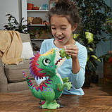 FurReal Friends Интерактивный динозавр Малыш Дино E0387 Munchin' Rex, фото 2