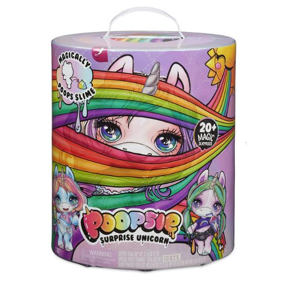 Poopsie W2 Игровой набор-сюрприз Единорог с сюрпризами Slime Surprise Unicorn Dazzle Darling Whoopsie Doodle