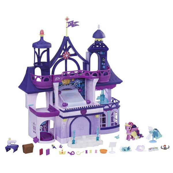 My Little Pony Замок Твайлайт Спаркл Волшебная школа Е1930 Magical School of Friendship Twilight Sparkle