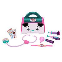 Doc McStuffins Набор доктора чемоданчик доктор плюшева Pet Rescue Bag Set