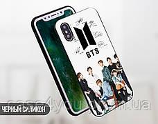 Силиконовый чехол для Samsung A207 Galaxy A20s BTS 5 (13019-3181), фото 3