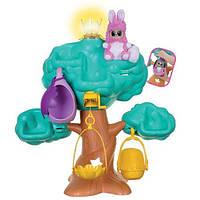 Fur Babies Домик-дерево сладкие сны с меховым младенцем World Dream Tree Moose