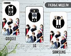 Силиконовый чехол для Samsung A105 Galaxy A10 BTS Army 1 (13016-3183), фото 3