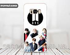 Силиконовый чехол для Samsung A105 Galaxy A10 BTS Army 1 (13016-3183), фото 2