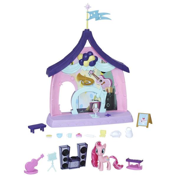 My Little Pony Пинки Пай Музыкальная Школа класс E1929 Pinkie Pie Beats Treats Magical Classroom