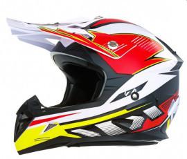 Мото шлем CROSS ENDURO S