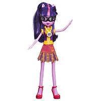 My Little Pony Equestria Girls Девочки Эквестрии Твайлайт Спаркл Искорка Twilight Sparkle Friendship Games Doll