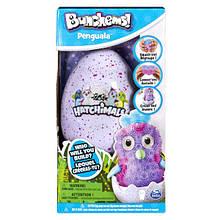 Bunchems Банчемс конструктор-липучка пингвинчик в яйце 6041479 Hatchimals Penguala Building Kit