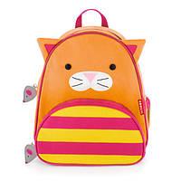 Skip Hop Zoo Рюкзак Котик Cat Kid Backpack School Bag, фото 1