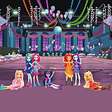 My Little Pony Equestria Girls девочки эквестрии набор из 7-ми кукол вечеринка Friendship Party Pack, фото 2
