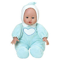 "Adora Кукла пупс мягконабивной мальчик Cuddle Baby Doll Blue 13"" Boy"
