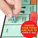 Hasbro Настольная игра Классическая Монополия C3888 C1009 Monopoly Speed Die Edition Board Game, фото 2