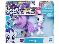 My Little Pony Рарити Волшебный сюрприз E2581 E1928 School of Friendship rarity, фото 1