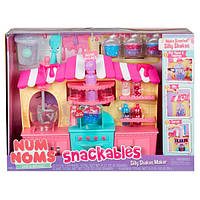 Num noms Набор для создания слаймов snackables scented silly shakes slime maker playset