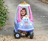 Little Tikes Детская машинка-каталка Автомобильчик Фея 173165E3 Cozy Coupe fairy Anniversary Car, фото 3