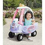 Little Tikes Детская машинка-каталка Автомобильчик Фея 173165E3 Cozy Coupe fairy Anniversary Car, фото 4