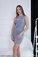 Легке приталені плаття з перекрестом на грудях Lola