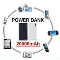 Внешний аккумулятор Power Bank 20000 mAh, фото 1