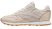 "Оригинальные кроссовки Reebok Classic Leather Golden Neutrals ""Rose Gold"" BD3744"